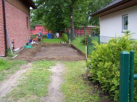 Betonbodenplatten-Selbstbau